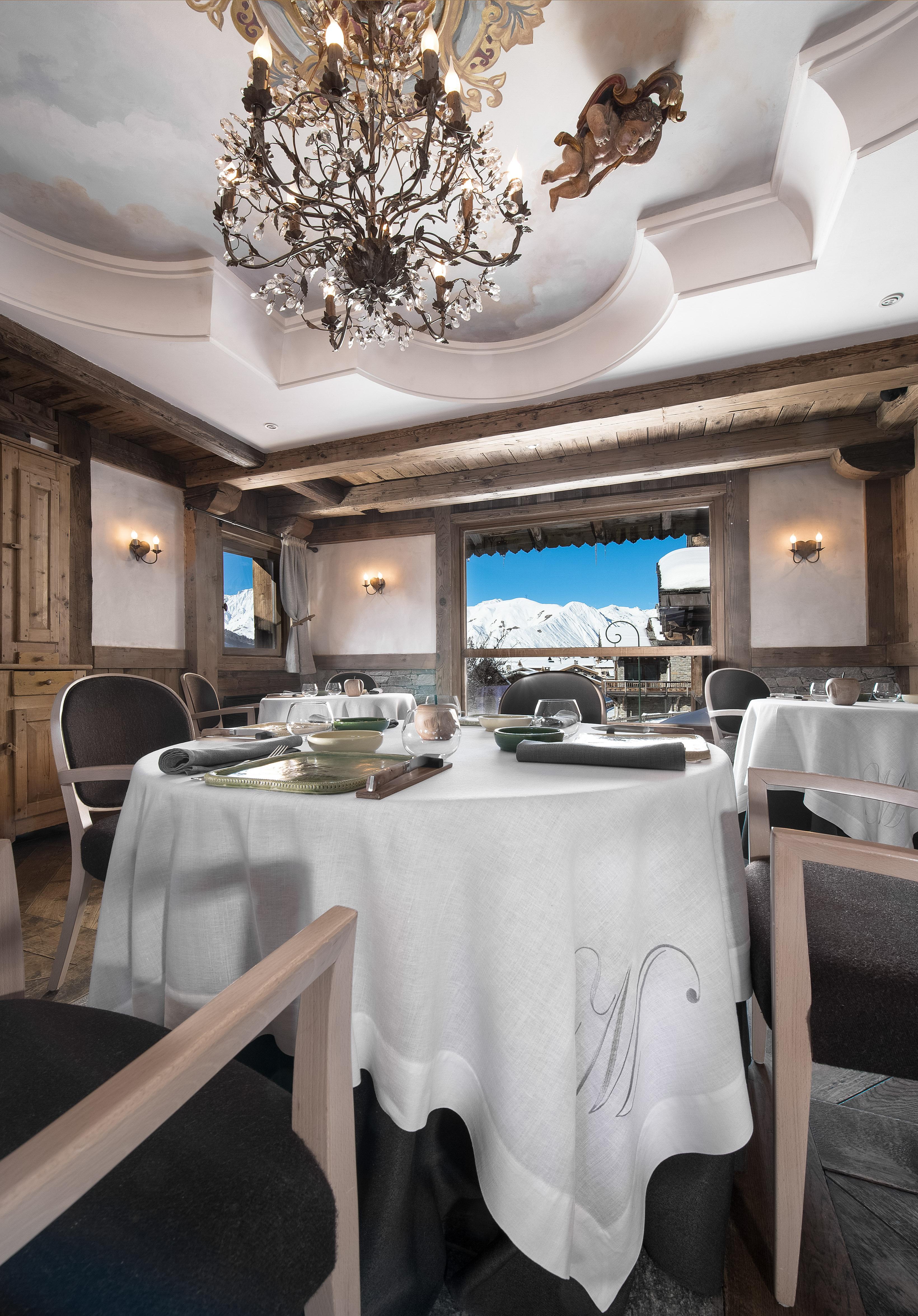 La Bouitte restaurant